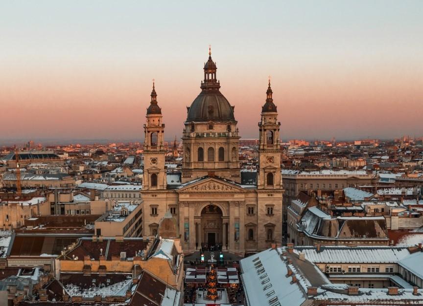 Touristen strömen in den Winterferien nach Budapest post's picture
