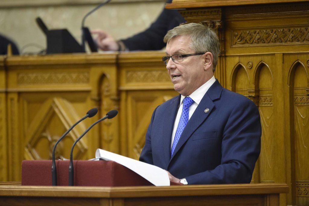 Matolcsy: Ungarns Ziel ist es, unter den Top 5 in Europa zu sein