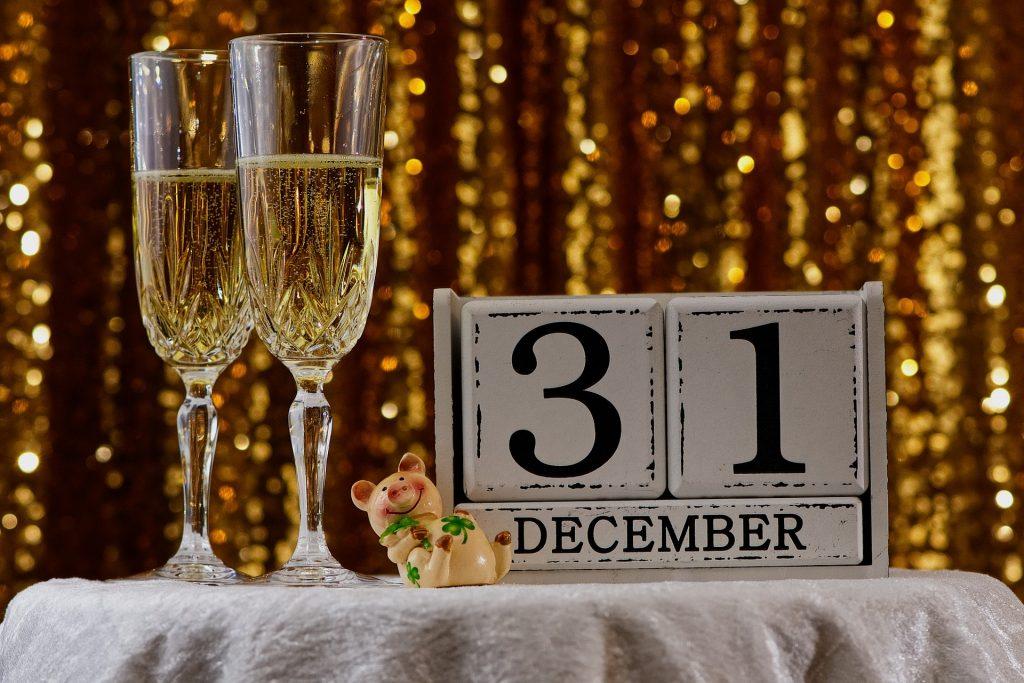 Silvester- und Neujahrsbräuche