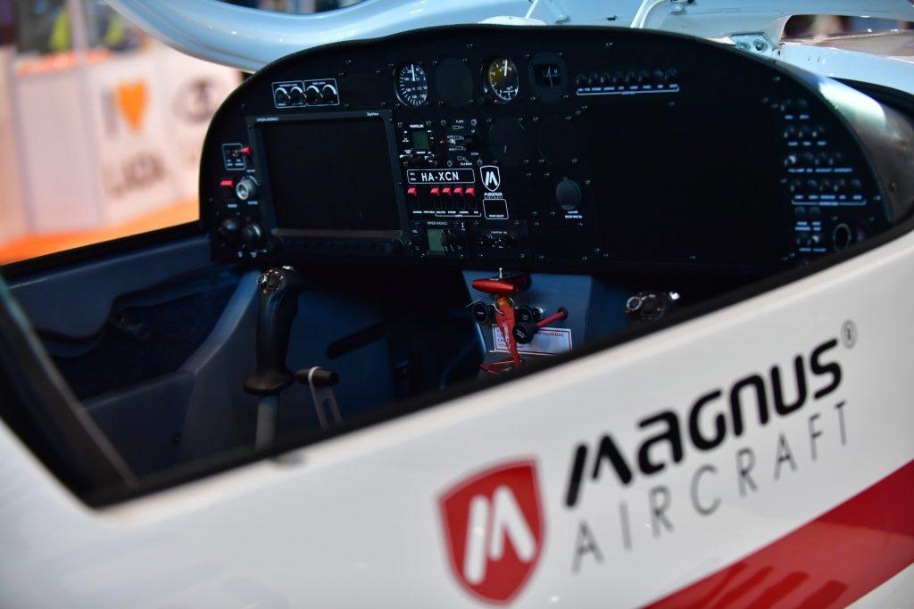 Neue Flugzeuge in Ungarn gefertigt