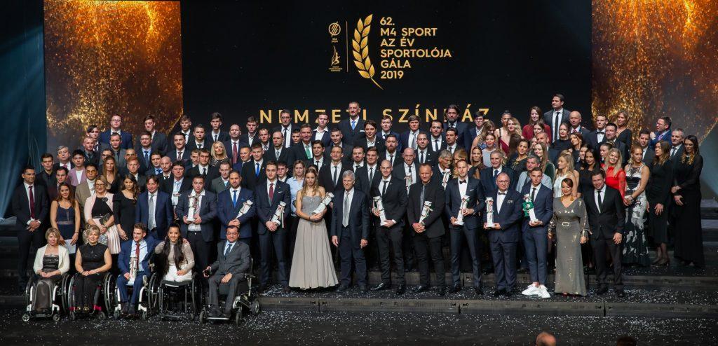Sie sind die besten Sportler Ungarns 2019