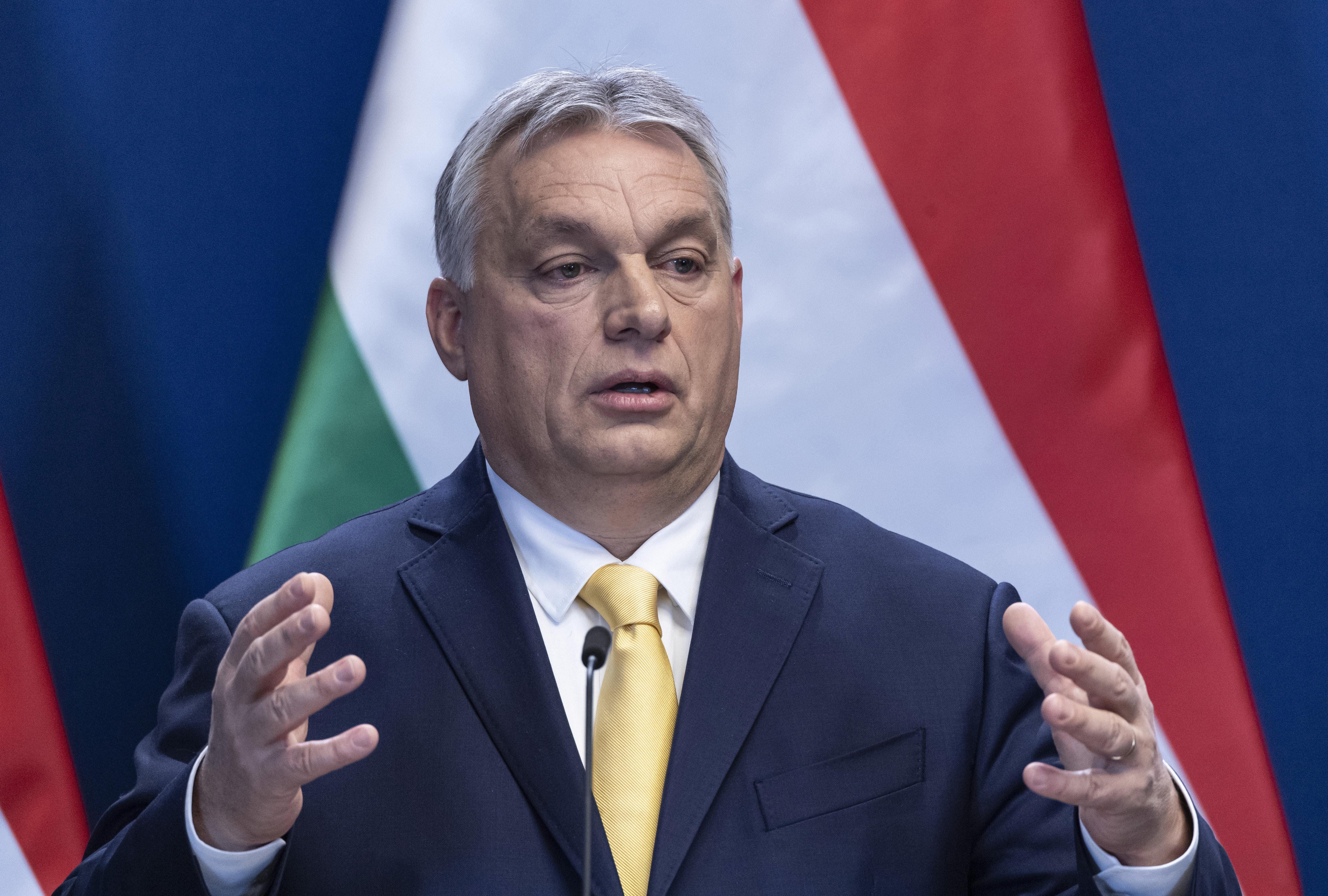 Orbán im Zeit-Interview: