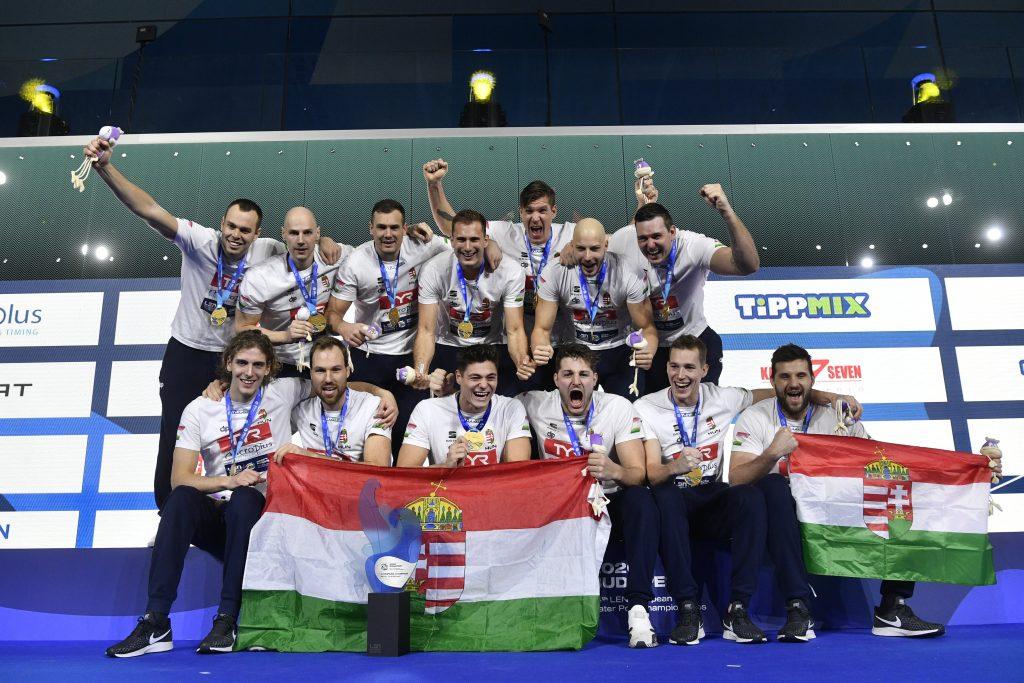Ungarn ist  Wasserball-Europameister! post's picture