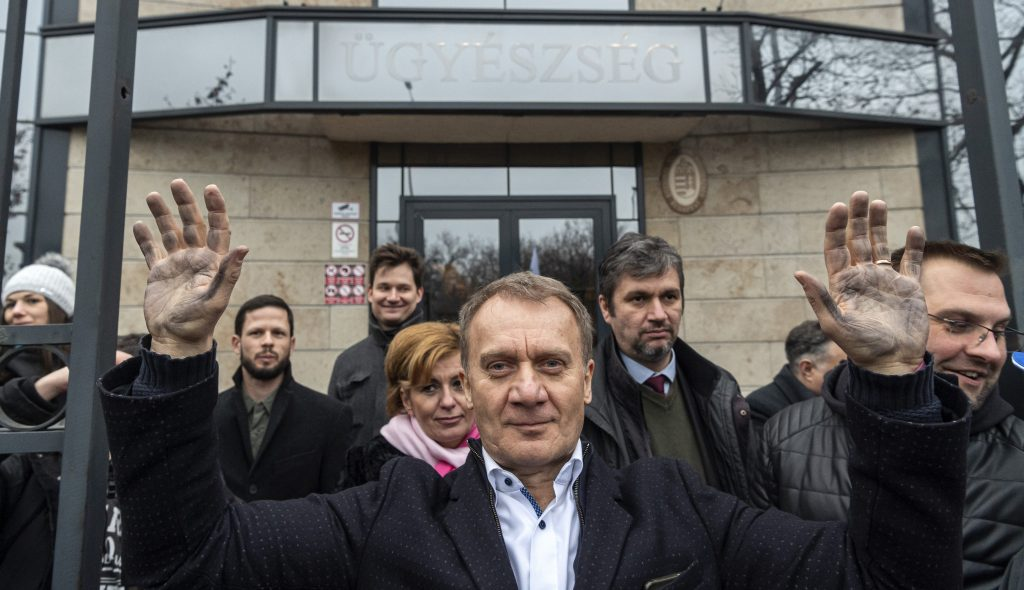 DK-Politiker droht Prozess