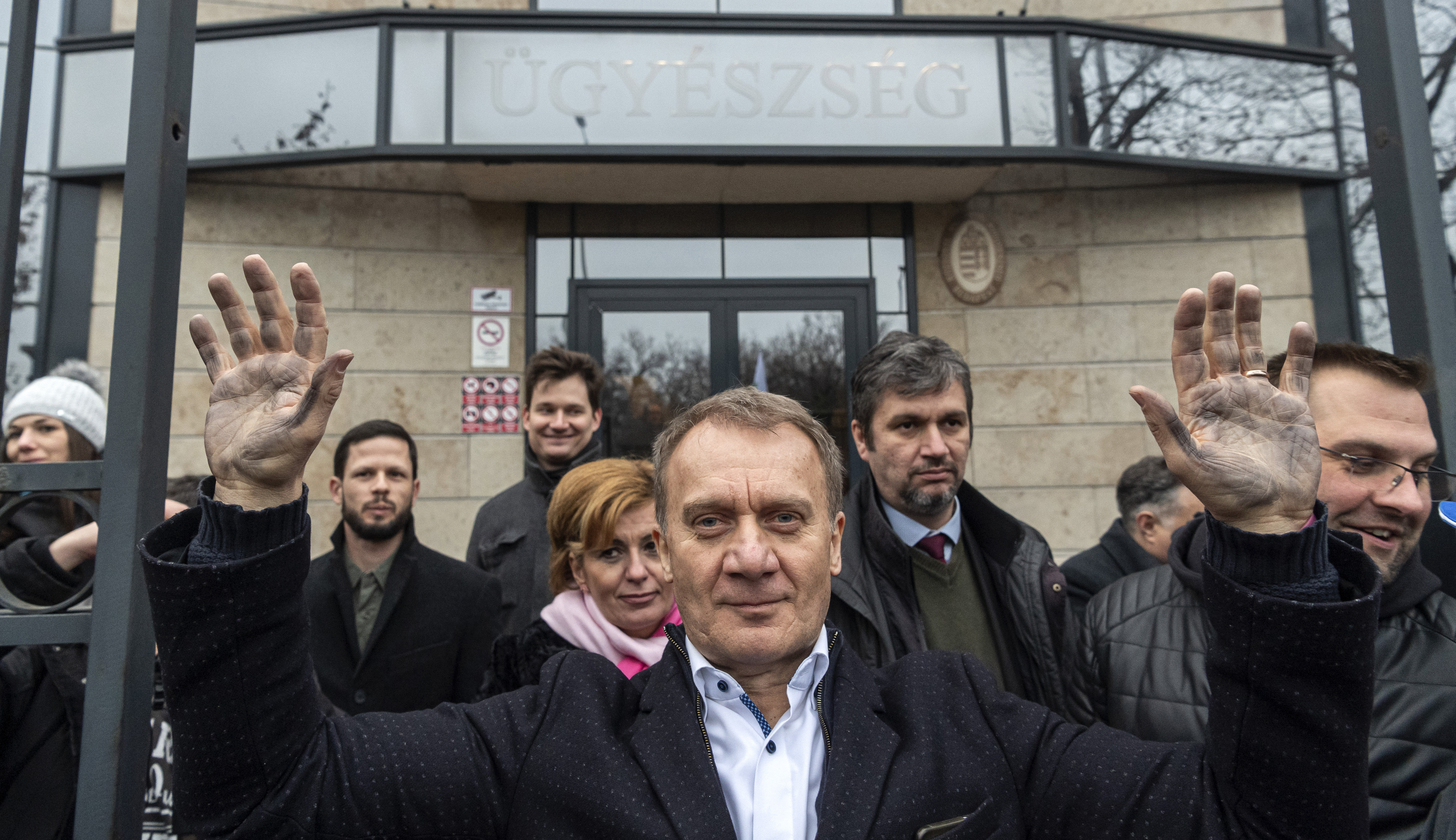 DK-Politiker droht Prozess post's picture