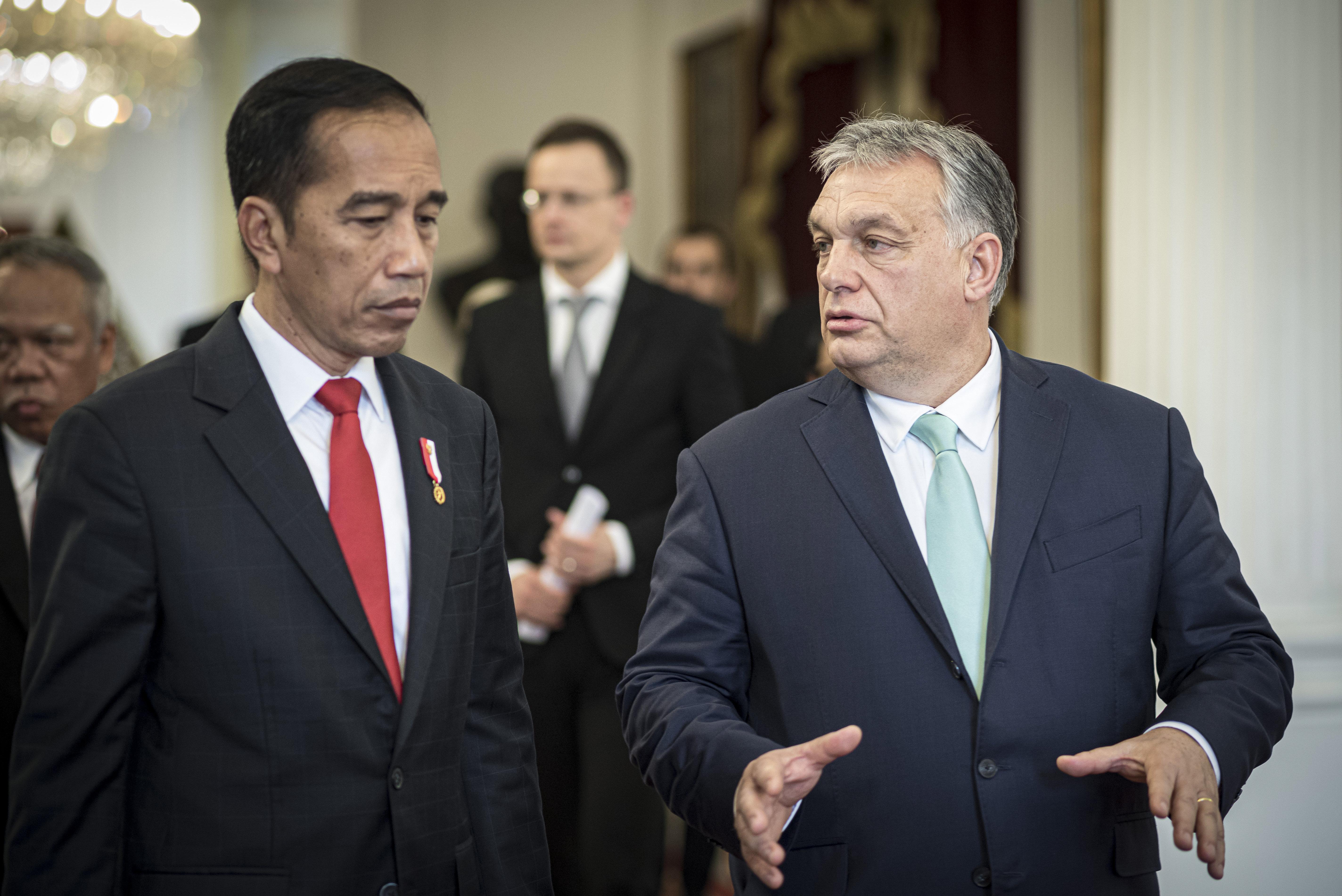 """Orbán: """"Gute Chancen für die Zusammenarbeit mit gemäßigten islamischen Parteien"""" post's picture"""