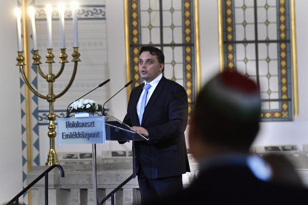 """Holocaust Gedenktag: """"Ungarn bedeutet Sicherheit für Juden in Europa"""""""