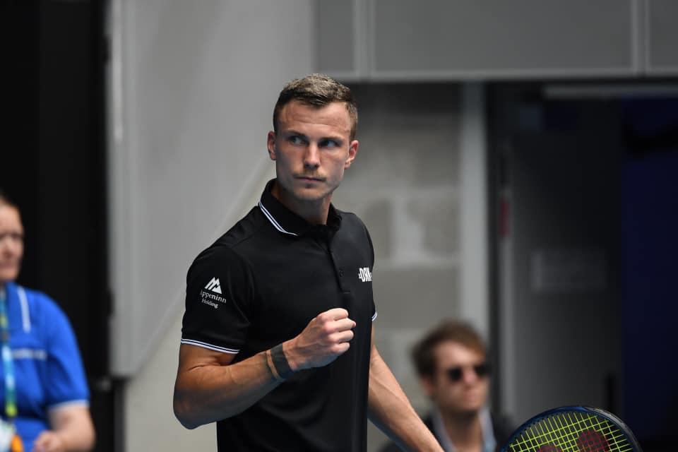Australian Open: Fucsovics kommt mit glattem Sieg in Runde 3 post's picture
