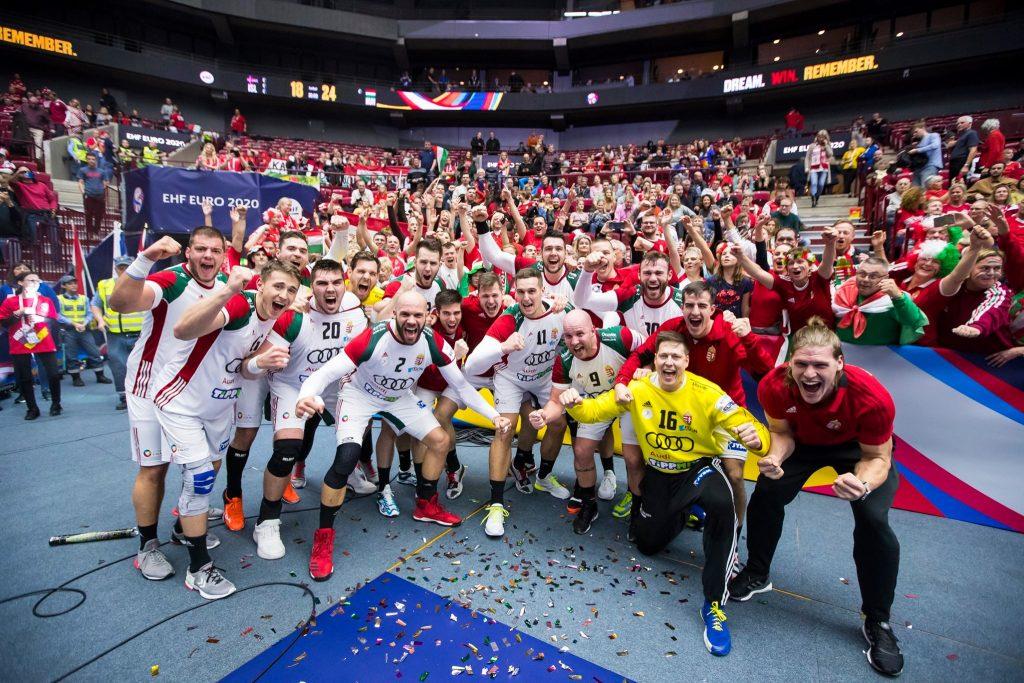 Handball-EM: Ungarn schickt Weltmeister Dänemark heim post's picture