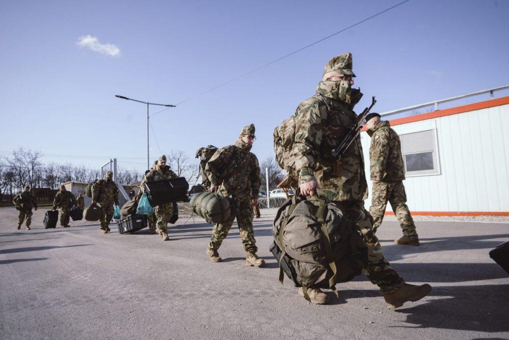 Zahl der Soldaten an der Südgrenze wird verdoppelt