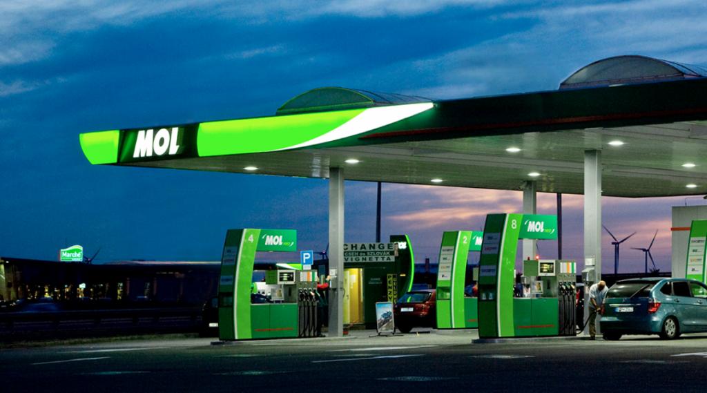 Ungarische Ölreserven wieder aufgefüllt