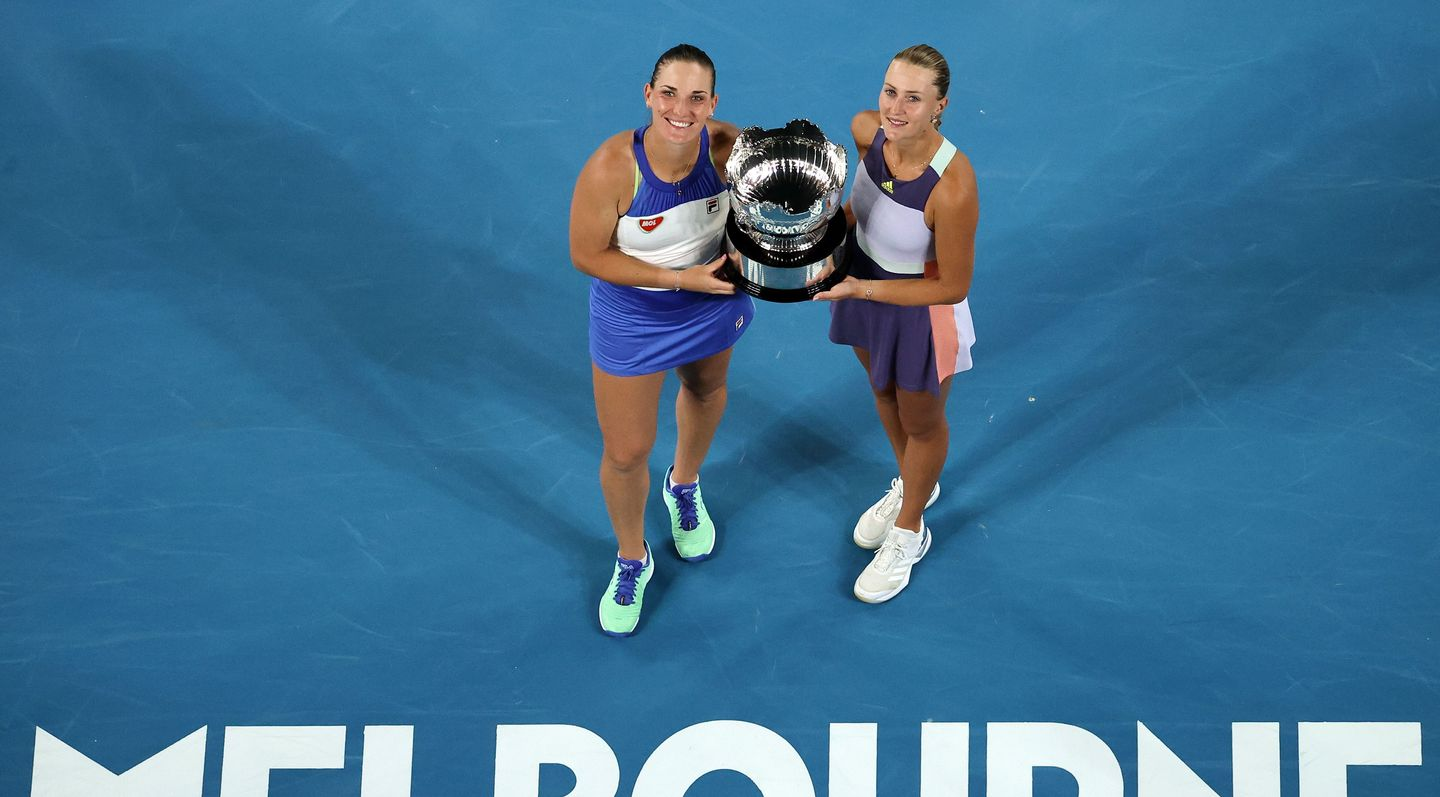 Australian Open: Babos holt Doppeltitel! post's picture