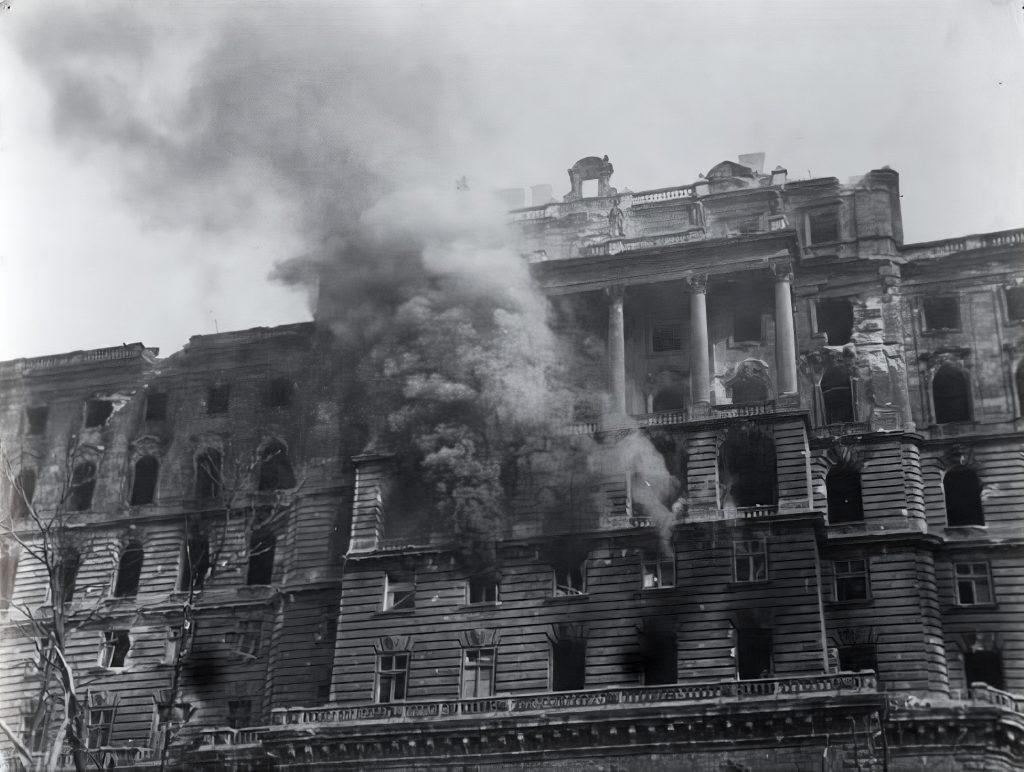 75. Jahrestag der Belagerung von Budapest