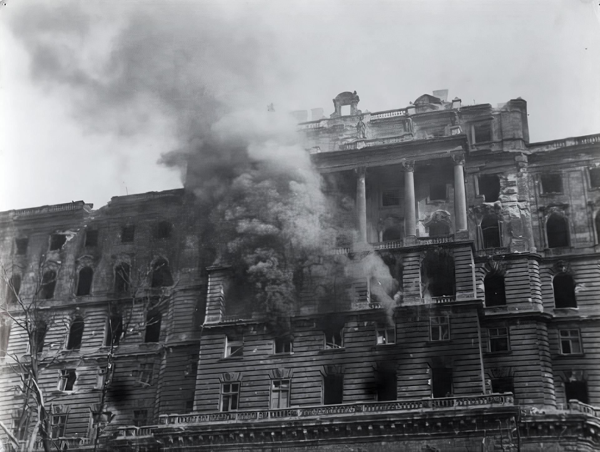 75. Jahrestag der Belagerung von Budapest post's picture