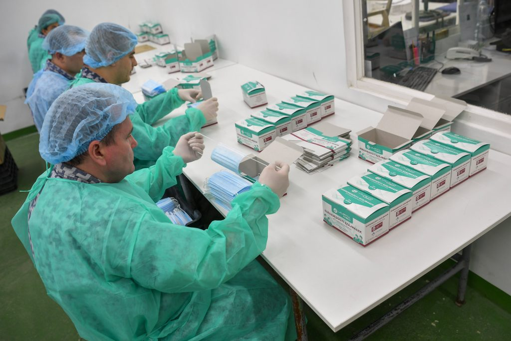 Ungarn entwirft Aktionsplan zur Bekämpfung des Coronavirus