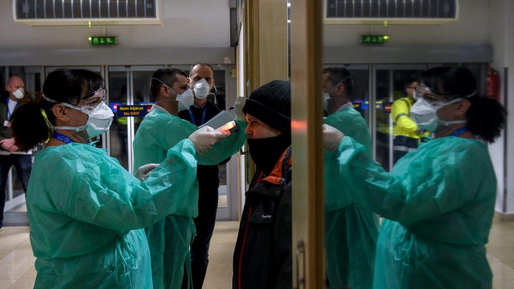 Coronavirus in zwei ungarischen Nachbarländern nachgewiesen