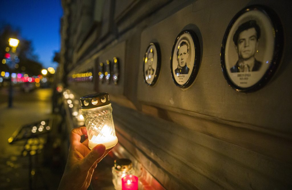 Ungarn gedenkt den Opfern des Kommunismus