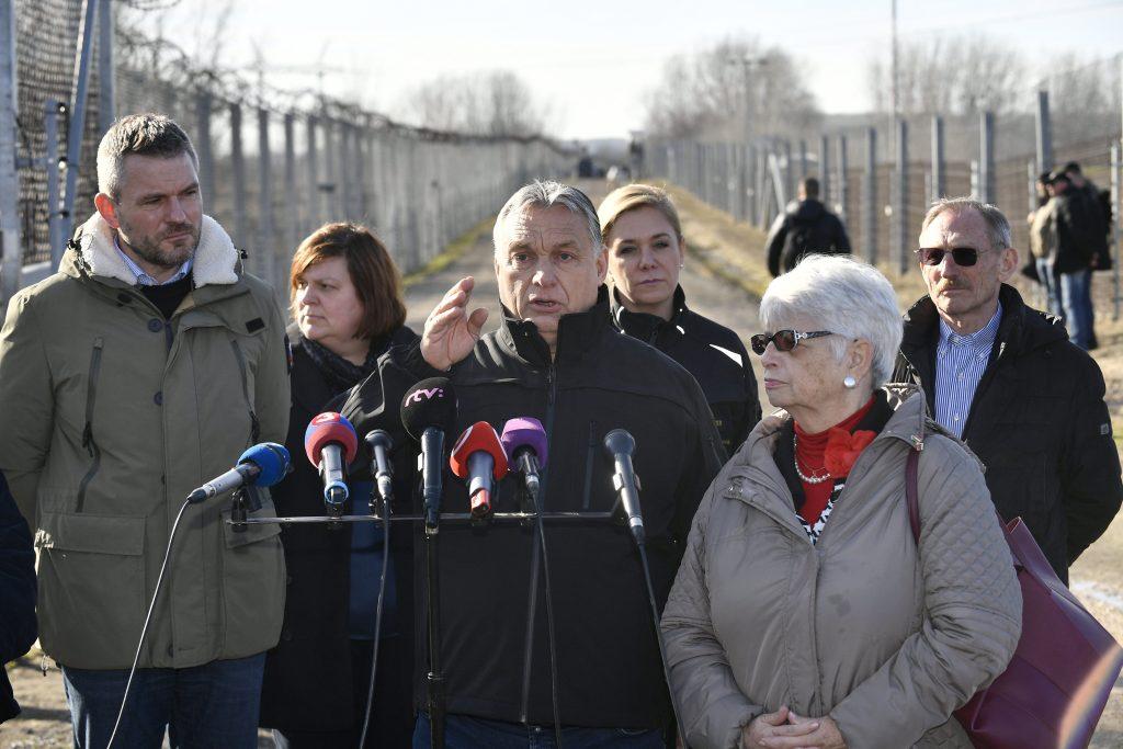 """Orbán zu Pellegrini: """"Das darf man in Europa nicht sagen, aber Migration ist eine organisierte Invasion"""""""