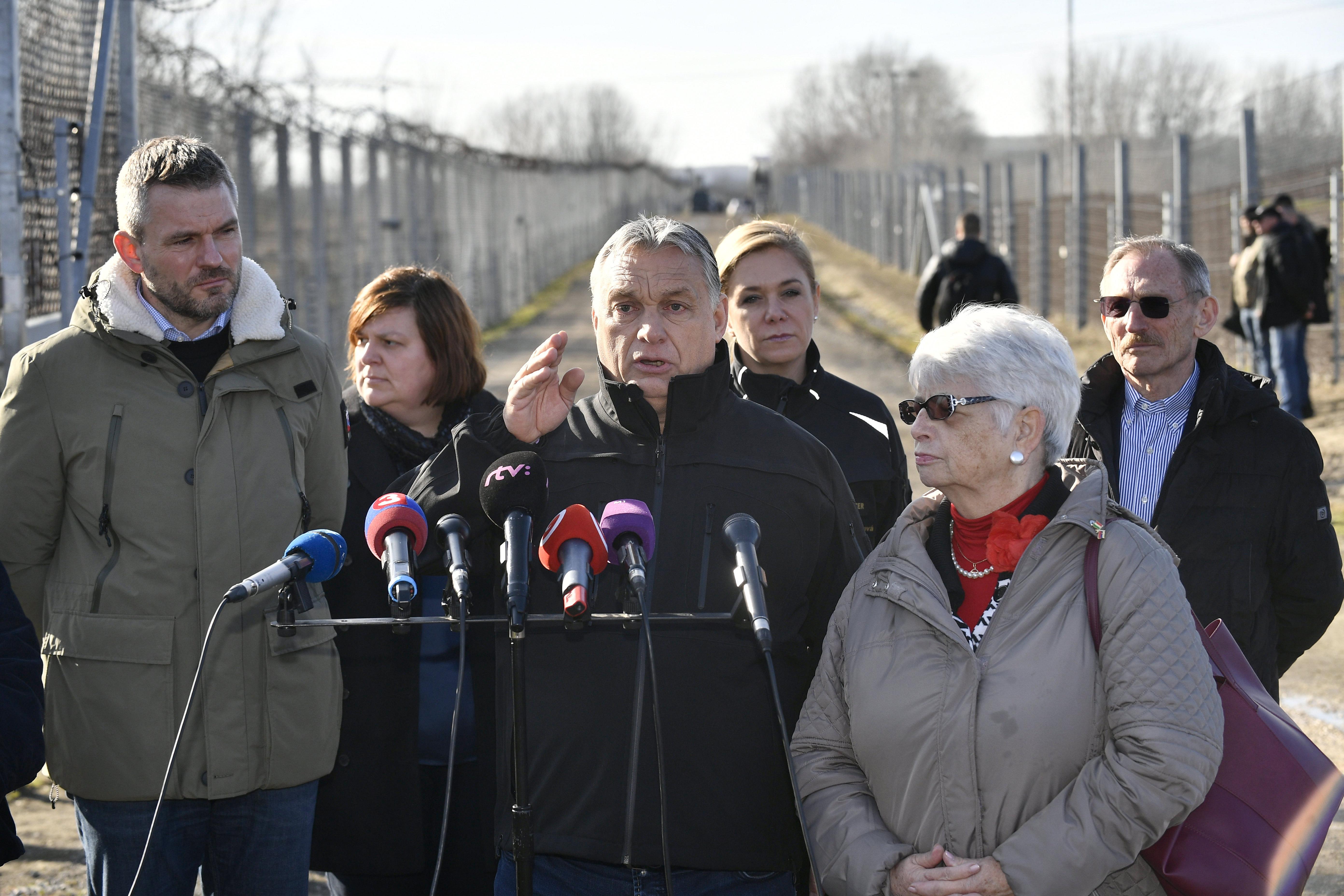 """Orbán zu Pellegrini: """"Das darf man in Europa nicht sagen, aber Migration ist eine organisierte Invasion"""" post's picture"""