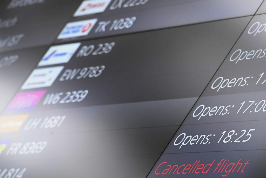 Shanghai Airlines suspendiert Direktflug Shanghai-Budapest