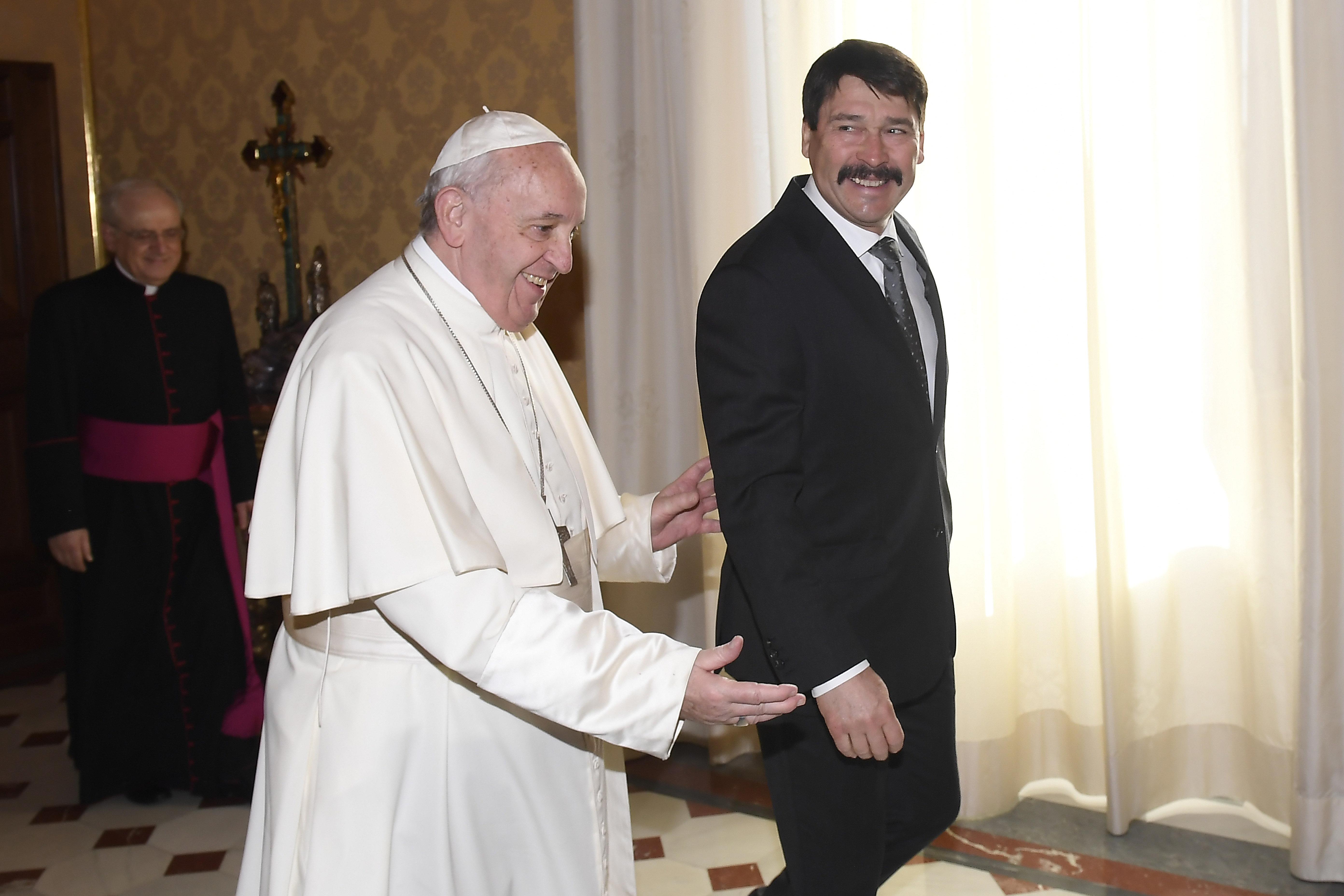 Budapost: Papst Franziskus kommt im September nach Budapest