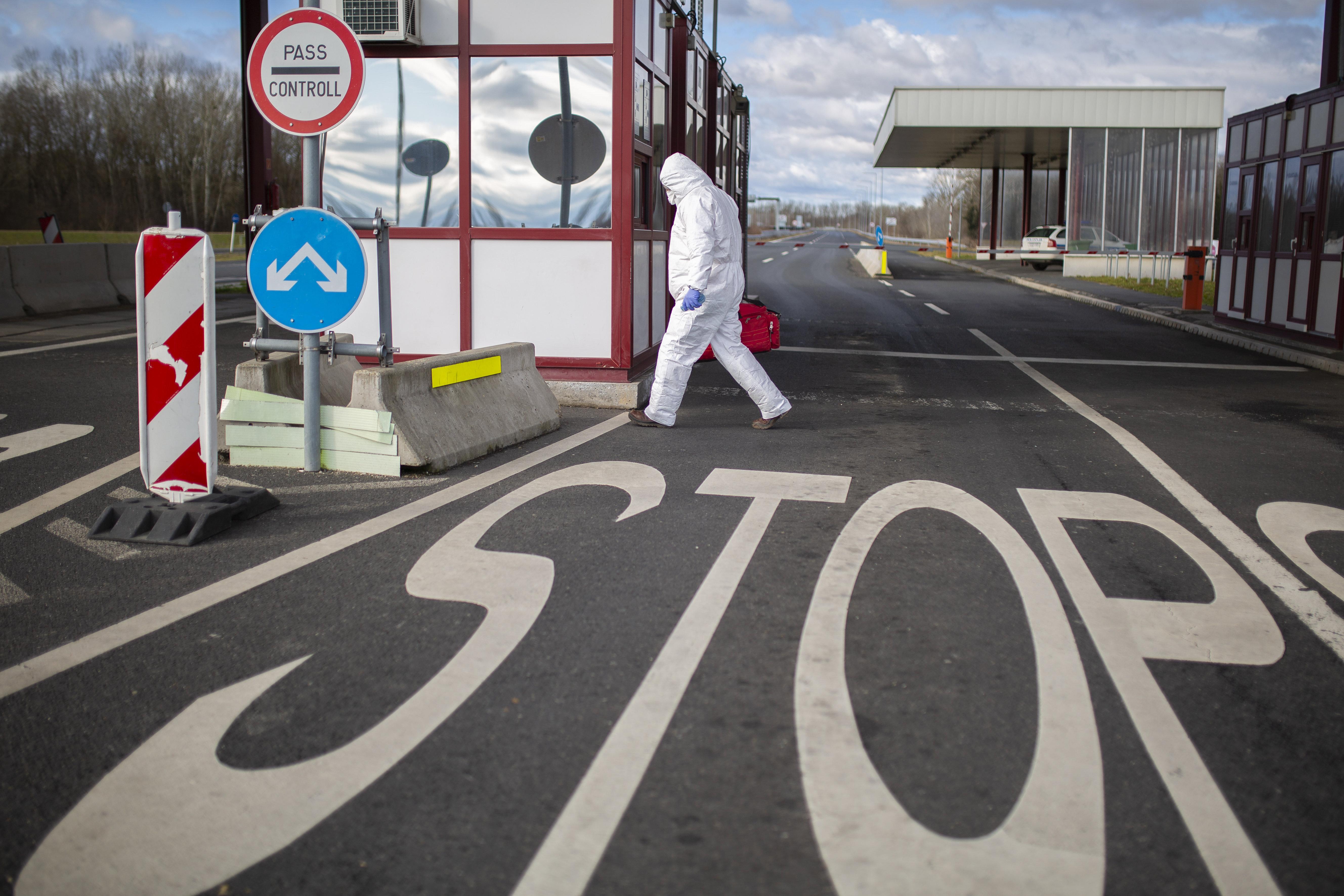 Coronavirus: Ungarische-rumänische Grenze wird für Pendler wieder geöffnet post's picture