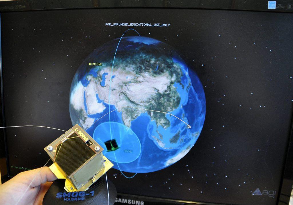 Ungarische Satelliten funktionieren wie geplant, sagt die Universität