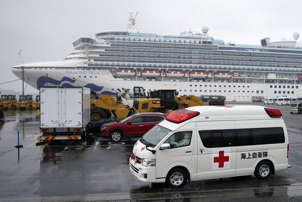 "Coronavirus: Ungar auf Kreuzfahrtschiff ""Diamond Princess"" positiv getestet"