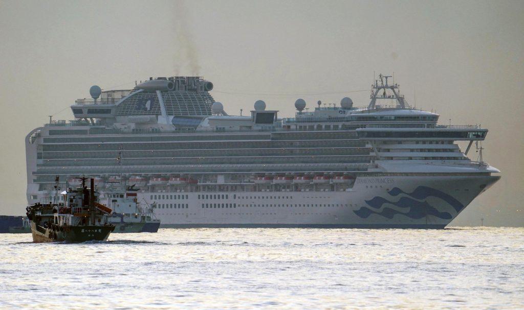 Quarantäne auf Kreuzfahrtschiff: auch Ungarn an Board