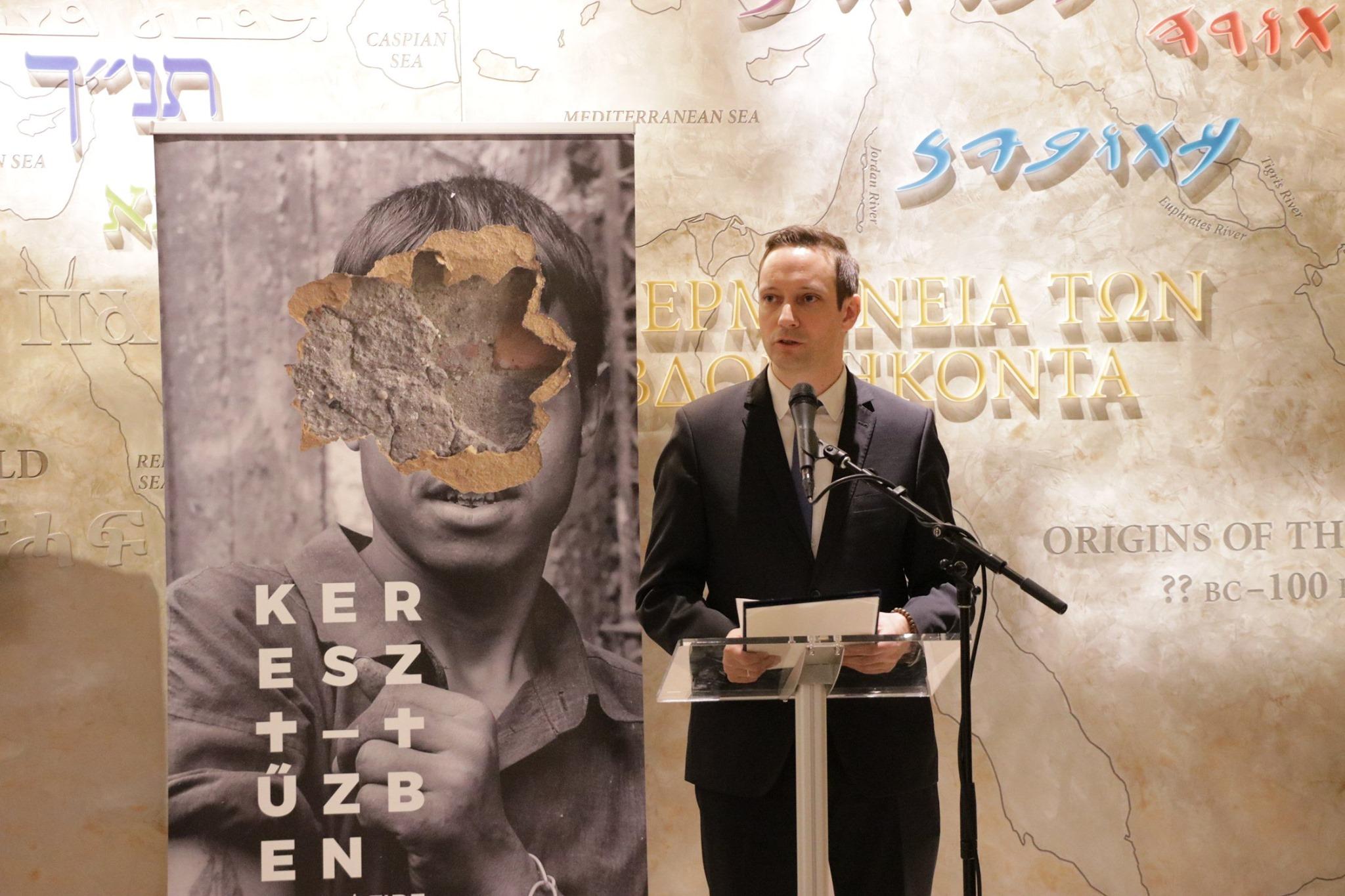 Staatssekretär fordert größere internationale Anstrengungen, um verfolgten Christen zu helfen