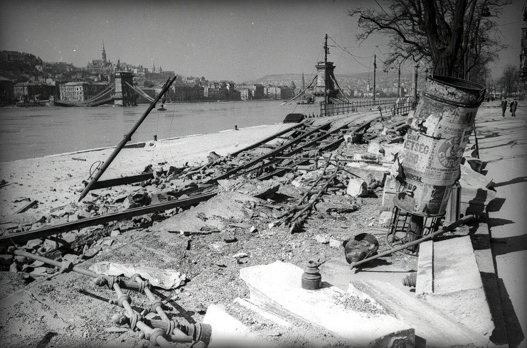 Presseschau: Jahrestag der Belagerung von Budapest