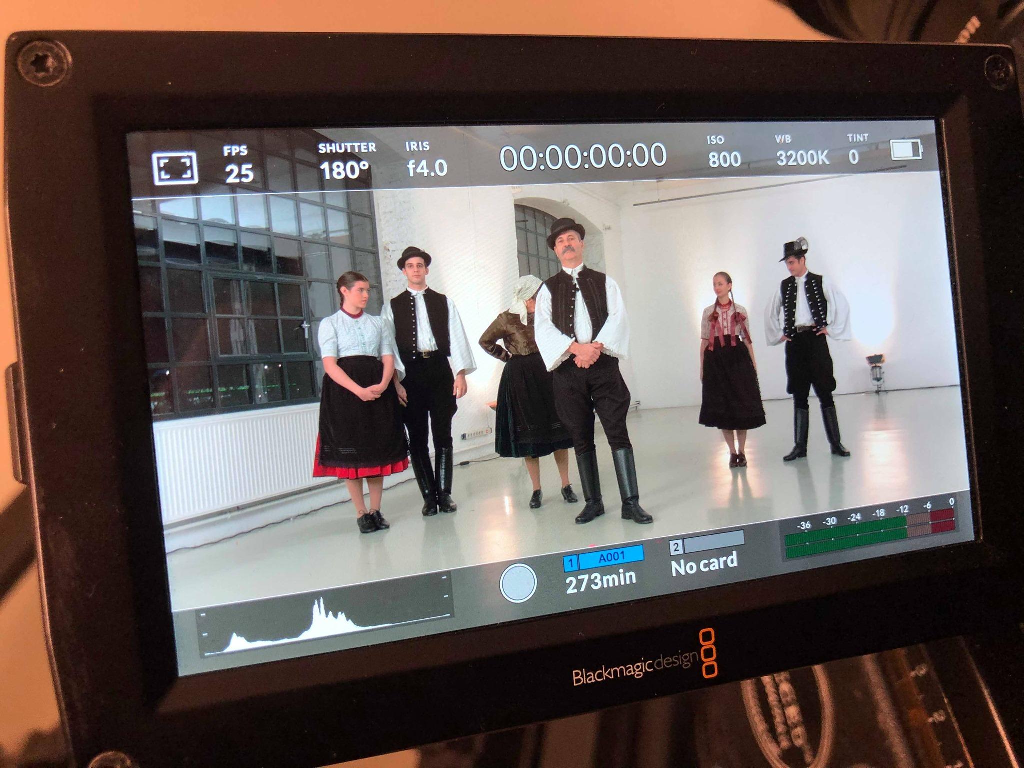 """""""I Dance Hungary"""": Neue Volkstanz-Tutorials erreichbar! post's picture"""