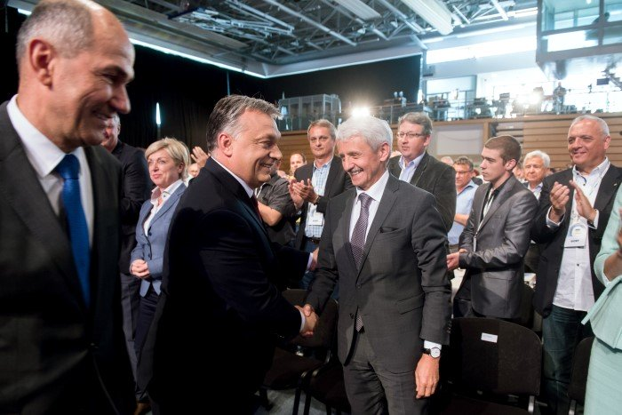 """Dzurinda: """"Orbán unterschätze die Debatte in der EVP"""""""