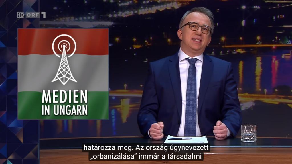 Peter Kliens Satire im ORF löst Empörung aus post's picture