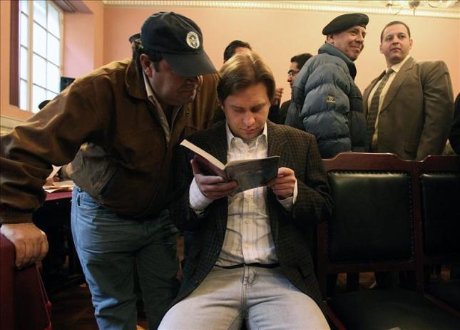 Alptraum nach 11 Jahren beendet: In Bolivien, wegen Terrorismus angeklagter Ungar freigesprochen