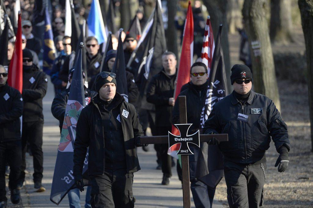 """500 Rechtsextreme begingen in Budapest den """"Tag der Ehre"""""""