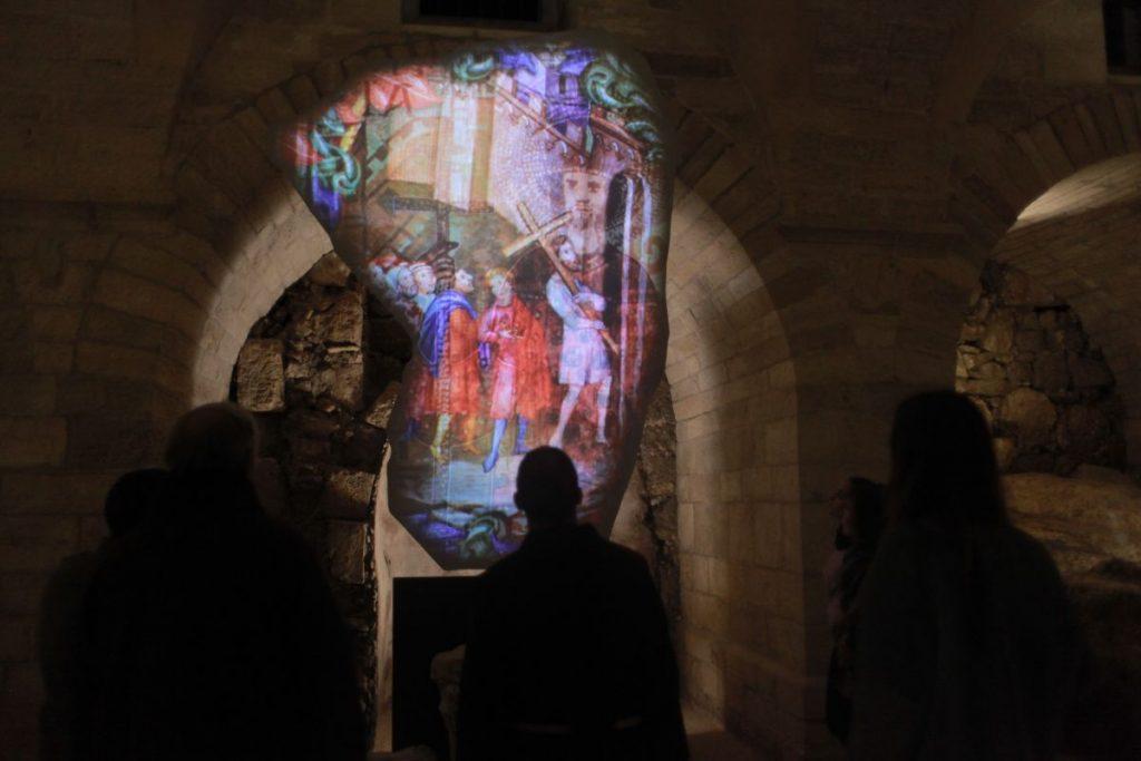 """Terra Sancta Museum: """"Danke für die großzügige Spende Ungarns"""""""