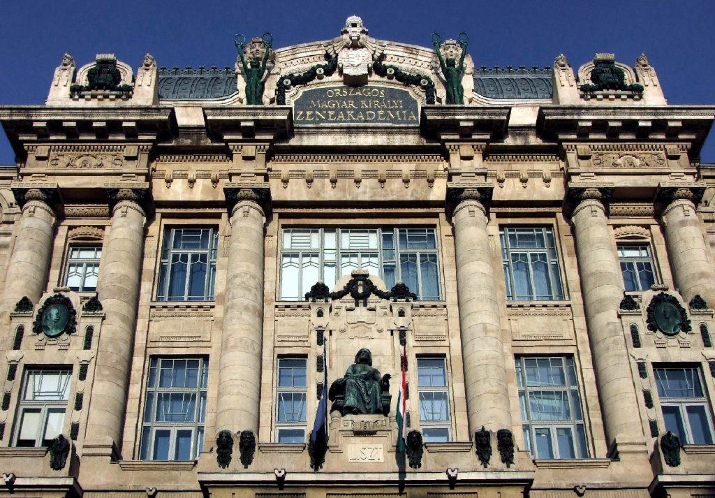 Ungarische Musikakademie unter Top-50 der Welt post's picture