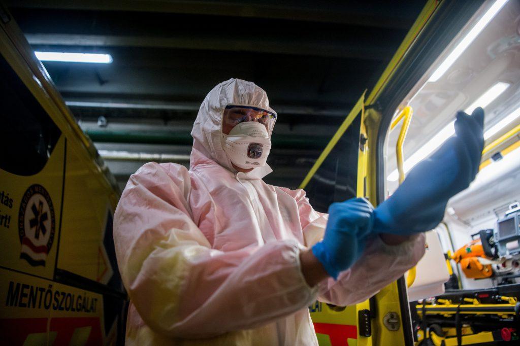 Drei neue Coronavirus-Fälle in Ungarn