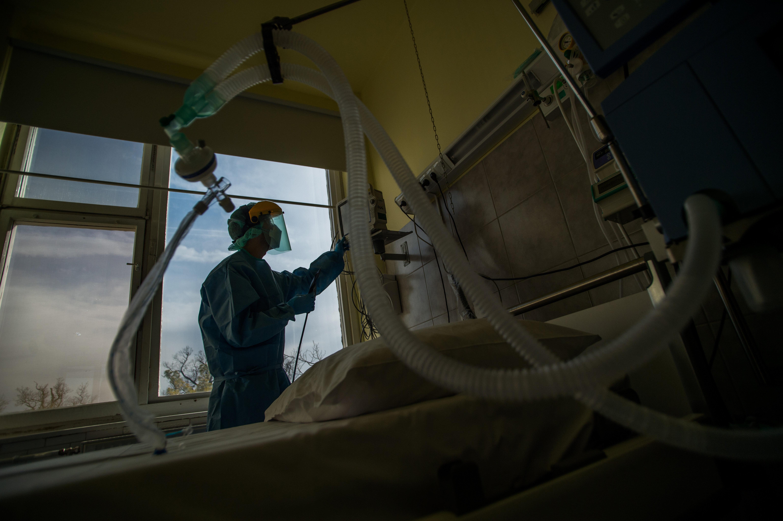 Todeszahlen und Neuinfektionen auf Rekordhöhe