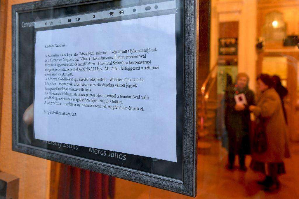 Presseschau von budapost: Regierung verhängt Notstand