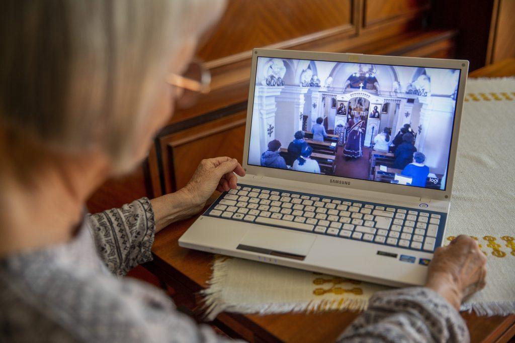Zeit der Online-Messen