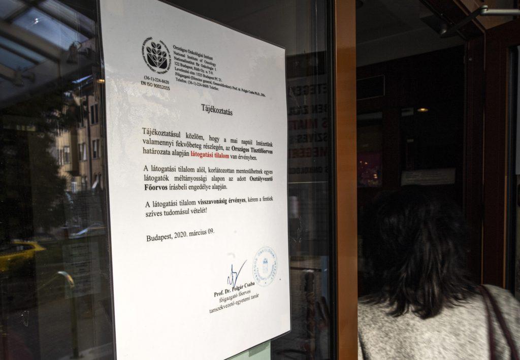 Wegen Corona: Wieder Besuchsverbot in Krankenhäusern