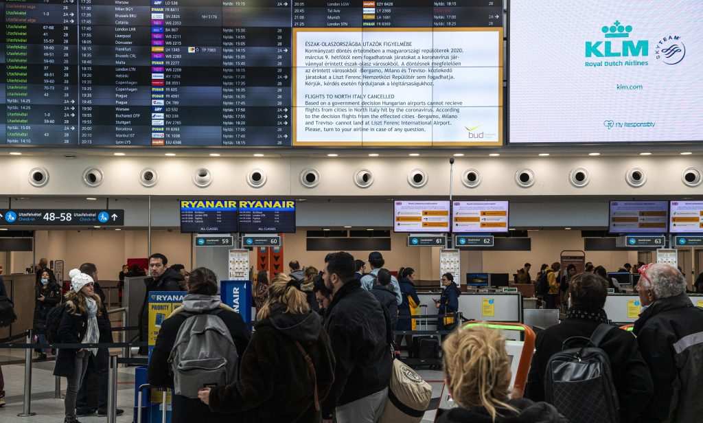 Coronavirus – Orbán: Einreise aus Israel verboten