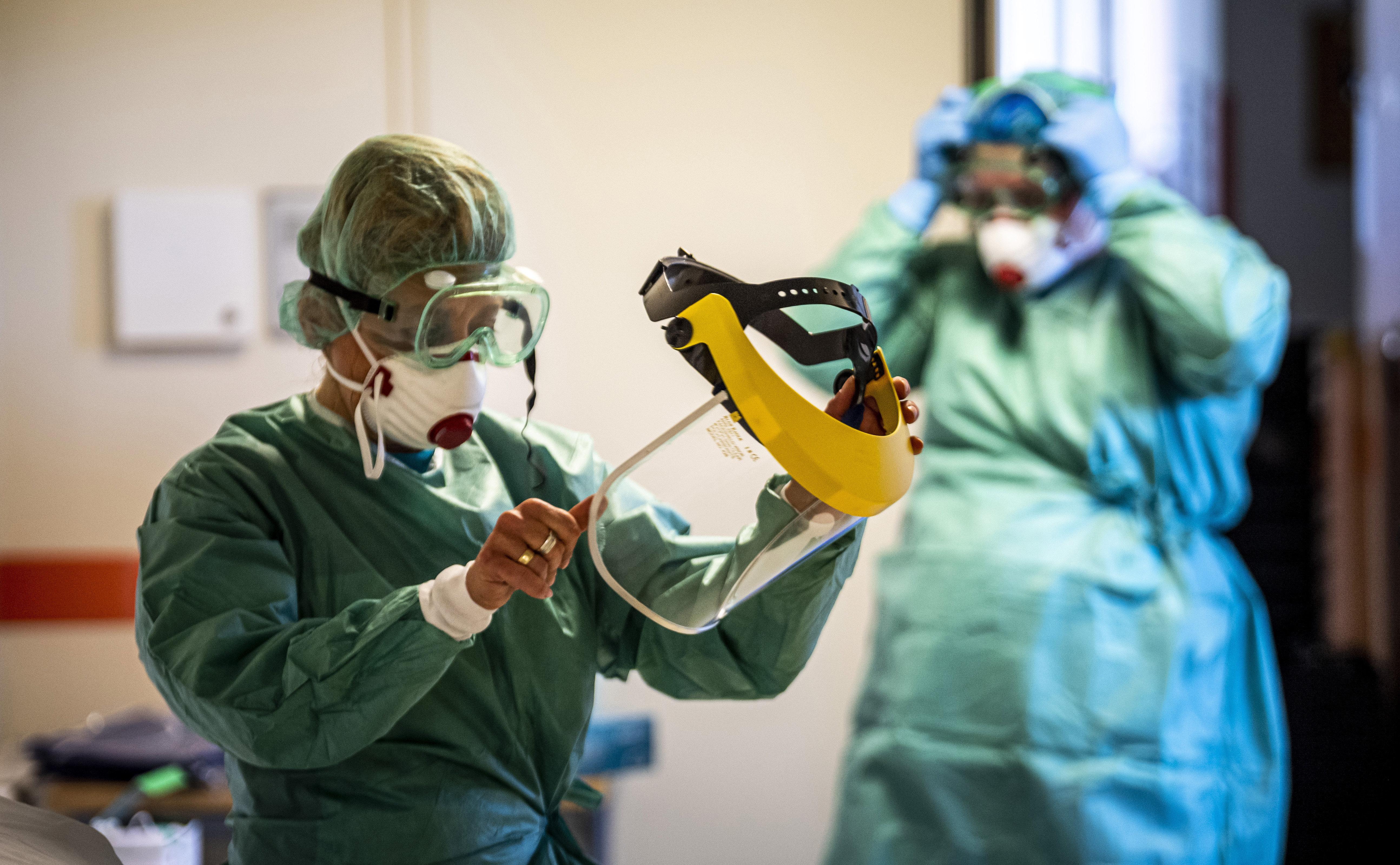 Coronavirus: Zahl der in Ungarn Infizierten niedrig, aber wir stehen erst am Anfang der Epidemie post's picture