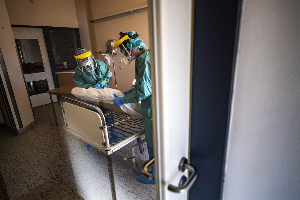 Coronavirus: Zwei Patienten in ernstem Zustand post's picture