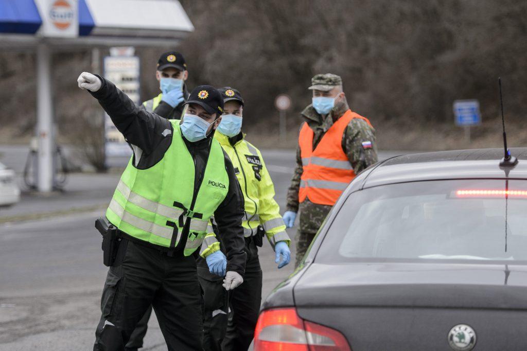 Coronavirus: Grenzkontrollen in Kraft
