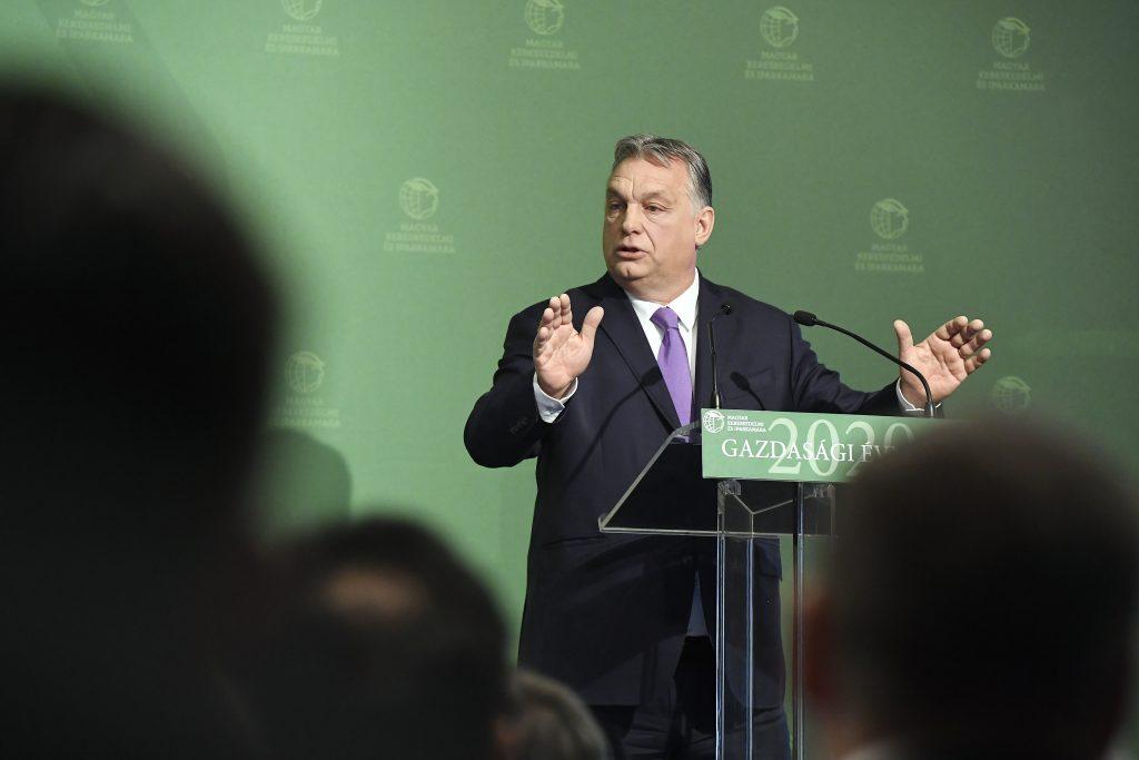 Coronavirus: Orbán verspricht staatliche Hilfe für Wirtschaftsakteure