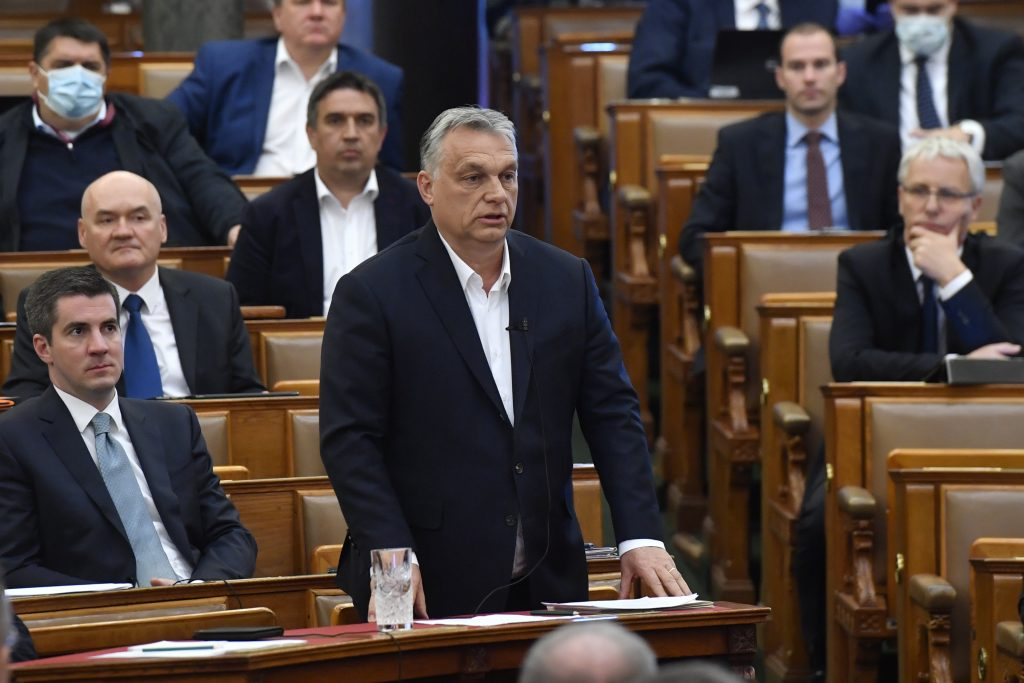 """Orbán: """"Sondermächte der Regierung bedrohen weder die Opposition noch die Demokratie"""" post's picture"""