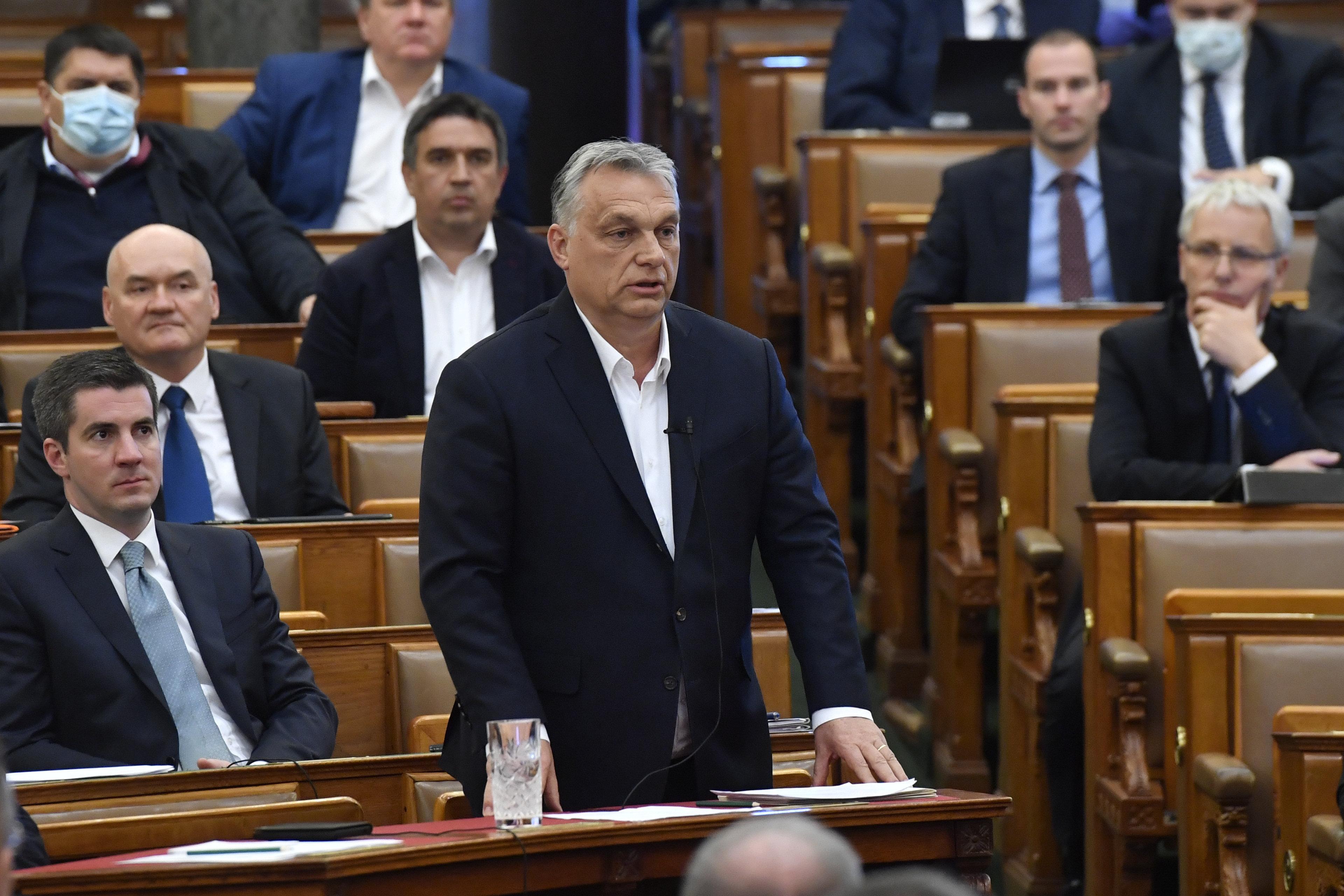 Orbán: Ungarn erlaubt keine Einreise von Nicht-EU-Bürgern post's picture